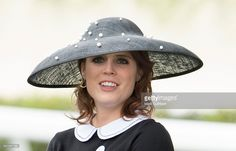 Princess Eugenie attends day 5 of Royal Ascot at Ascot Racecourse on June 18, 2016 in Ascot, England.  (Photo by Mark Cuthbert/UK Press via Getty Images)
