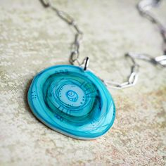 Concentric Necklace (untitled 5) by The Intuitive Garden, via Flickr