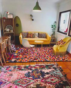 Berber rug  #leslosanges#moroccan#inspiration