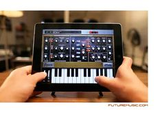 Arturia Releases iMini – MiniMoog iOS App http://futuremusic.com/blog/2013/02/27/arturia-releases-imini-minimoog-ios-app/