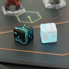 Space Roller Futuristic Dice                                                                                                                                                                                 More
