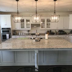 Fantastic living kitchen room are readily available on our site. Check it out and you wont be sorry you did. Kitchen Island Lighting, Kitchen Lighting Fixtures, Kitchen Pendant Lighting, Kitchen Pendants, Lantern Pendant, Light Pendant, Kitchen Lights Over Island, Island Pendant Lights, Island Pendants