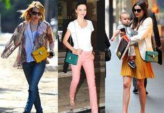 Celebrities Love The Bulgari Serpenti Shoulder Bag