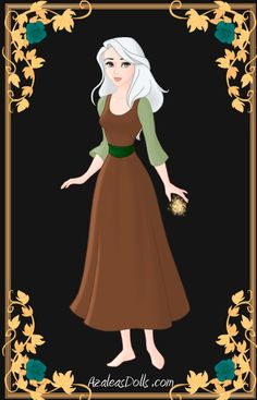 Acacia from Dragons in our Midst