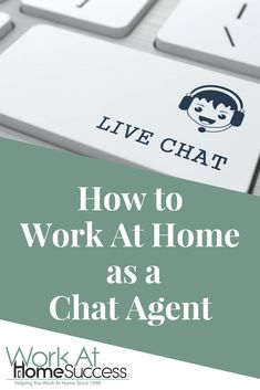 Become a work-at-home chat agent. Learn what chat agents do, what they get paid, and companies you can apply to chat agent jobs. Work From Home Moms, Make Money From Home, Make Money Online, How To Make Money, Work For The Lord, Need A Job, Save Money On Groceries, Time Management Tips, Financial Tips