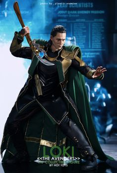 1/6 Hot Toys - MMS176 - The Avengers: 1/6th Scale Loki Official Specs & Pics - Page 307