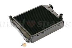 Classic Mini 4-core radiator C-ARA4446 - Mini Spares Onlne Shop