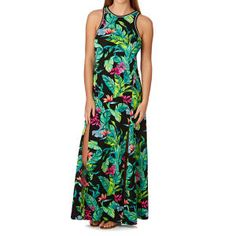 7053af99fec0 Seafolly Dresses - Seafolly Botanical Maxi Dress - Jungle Print Jungle  Print, Surf Outfit,