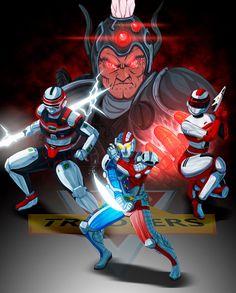 42 Best Vr Troopers Images Vr Troopers Trooper Power Rangers