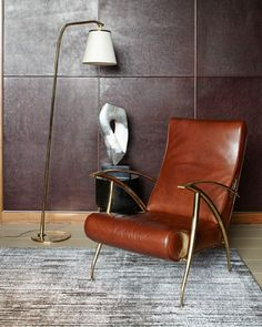 That chair!! Tribeca Triplex - contemporary - Spaces - New York - Amy Lau Design