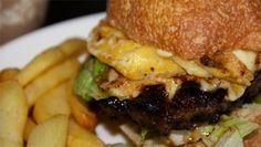 BBQ Mountain Burger