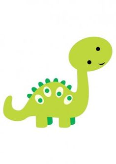 cute dinosaur - I can make this into a cookie.