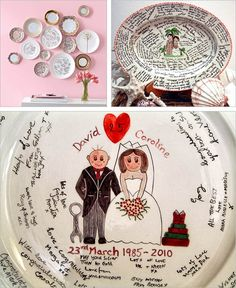 Guest Book Ideas For Wedding Reception