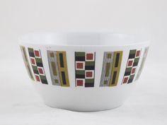 "Vintage Mid Century 1950s Alfred Meakin ""Random"" Sugar Bowl"