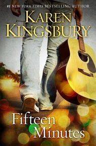 Win a signed copy of Fifteen Minutes by Karen Kingsbury!!!! This would be a great book for our #WomensMinistry #bookclub