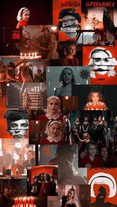 Cute Wallpapers, Wallpaper Backgrounds, Iphone Wallpaper, Sabrina Cast, Teen Witch, Kiernan Shipka, Sabrina Spellman, The Dark World, Witch Art