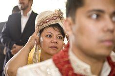 Hindoe wedding Rotterdam, groom