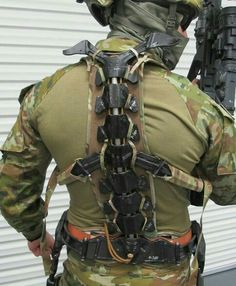 Australian army is testing exoskeleton, if you are a true gamer you probably notice that exoskeletons appeared in Call Of duty advanced warfare. Maybe this is the future of military.