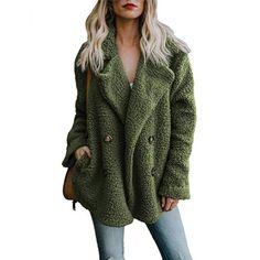 Rambling Jacket Womens Winter Warm Outwear Floral Print Hooded Pockets Vintage Oversize Coats