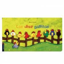 Las diez gallinas - ZED-70096