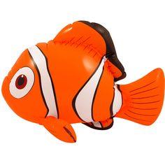 Inflatable Clown Fish - 43cm