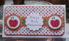 Rosh Hashanah/Jewish New Year by mme622 - Cards and Paper Crafts at Splitcoaststampers Rosh Hashannah