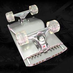 SNAP Skateboard – Un skateboard pliable et résistant en aluminium !