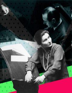 40 ans de la loi sur l'IVG : Simone Veil, celle qui a libéré les femmes - ELLE La Tribune, Simone Veil, Portraits, Fictional Characters, Politicians, Culture, Paris, Woman, Heart