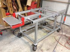 Welding Table Build - PowerStrokeArmy