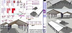 Steel frame hangar is something that you often need ready done while you're working on a project that needs this kind of sample. When the engineer...