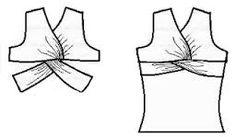 Картинки по запросу моделирование лифа платья