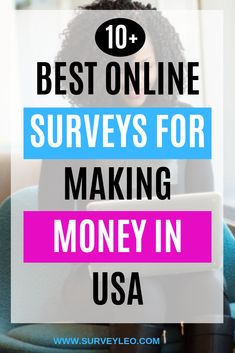 Looking for the best online surveys for making money in the USA? This article shows you the best survey sites that will pay you for sharing your opinion! survey websites that pay Affiliate marketing for beginners Take Surveys For Money, Online Surveys For Money, Paid Surveys, Save Your Money, Make Money From Home, Way To Make Money, Make Money Online, Survey Websites, Survey Sites That Pay
