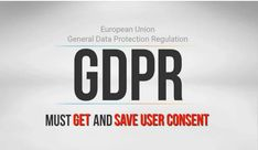 """Learn how to easily comply with the European Union (EU) new GDPR law. Just 4 precautionary steps can make you comply with GDPR. But, first a little background. Notice how many """"Updates to our Privacy…"""