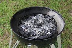 The Minion method used on the Weber Smokey Mountain completely explained.