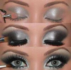 Could do this for my sister's prom with a toned down neutral or pastel palette......