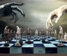 Image Gallery devil chess