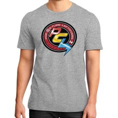 Pop Culture Leftovers District T-Shirt (on man)