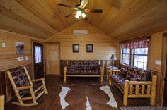 Log Cabins, Tiny Homes, Mother-In-Law Suites Barn Builders, Shed Interior, Mother In Law, Cabin Interiors, In Law Suite, Small Homes, Log Cabins, Cabin Ideas, Country Living