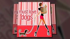 "If you LOVE dogs, you'll love this! ""Like"" us on www.facebook.com/queenofpaws"