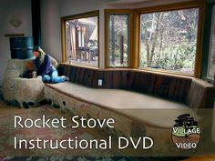 Rocket Stove Instructional DVD by calen kennett — Kickstarter