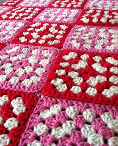 Two Crazy Crafters: Latest Afghan!