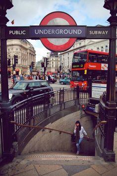 London Tube: London, England