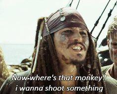 """""""Wo ist dieser Affe? Ich möchte etwas erschießen."""""""