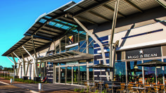 Entrance to mall. Kwazulu Natal, Shopping Center, Newcastle, Architects, Mall, Entrance, Design, Entryway, Shopping Mall