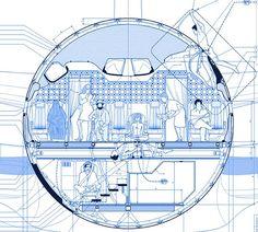 #arquitectura #dibujos #secciones