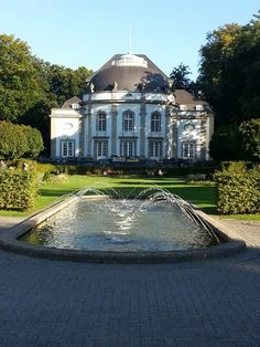 Bad Oeynhausen Germany, Mansions, House Styles, Places, Home Decor, Decoration Home, Manor Houses, Room Decor, Villas