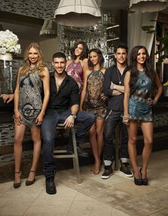 """""""Vanderpump Rules"""" This is what superficial , self-centered she & he bitches look like."""