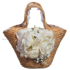ALALOSHA: VOGUE ENFANTS: Trend Alert: Straw totes are the best kind of bag to carry in the Summertime