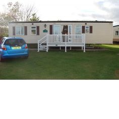 Ivy Close, Golden Sands, Mablethorpe, Lincs - Haven Holiday Park Location: Quebec RThe caravan is situated in a quiet area on a large grassed plot about 3 minutes walk from the entertainment complex and 5 minutes walk to the beach. Mablethorpe resort centre is only about 20 minutes away and Seal Sanctuary is close by. There are three bedrooms; a well equipped double with ensuite bathroom, two twin rooms, and family bathroom. Each bedroom has wardrobes and bedside lighting.