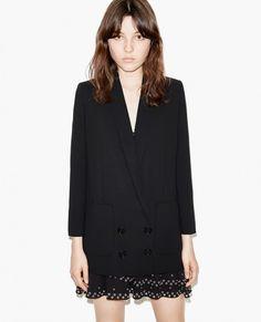 Pour une rentrée studieuse, cette veste tombe à pic ! The Kooples est maintenant disponible sur Mailorama, jusqu'à 3,50% remboursés !